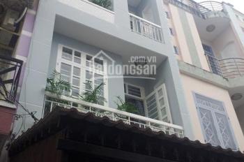 Cho thuê căn nhà 1 trệt 2 lầu, An Dương Vương, DT 4x16m, giá 15 triệu/ tháng
