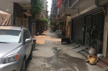 Bán đất phân lô phố Trần Quốc Hoàn - 35m2 - tiện xây để ở, làm văn phòng, SĐCC