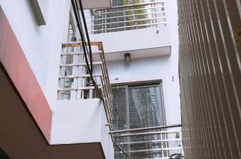 Nhà đẹp đường Trần Cung, gần viện E, mặt tiền 3,9m x 5 tầng, giá 2,7 tỷ