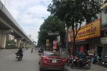 Bán gấp nhà phố Quang Trung, 120m2, 7 tầng lô góc, MT 20m, vỉa hè rộng KD ngày đêm, giá 12.5 tỷ