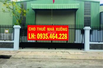 Xưởng cho thuê Vườn Lài, An Phú Đông, Q. 12, diện tích 2200m2, giá 80tr/tháng, LH: 0935464228