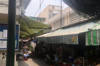 Bán nhà MT hẻm chợ đường Trần Văn Khánh, p Tân Thuận Đông q7, vị trí kinh doanh sầm uất DT 4x8m SHR
