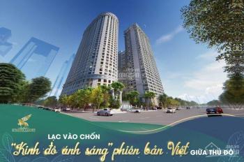Bán căn 3PN Sunshine Garden Hai Bà Trưng, giá 2.9 tỷ, CK 6% LS 0%, tặng 150tr, sau 3/5 tăng 2 - 5%