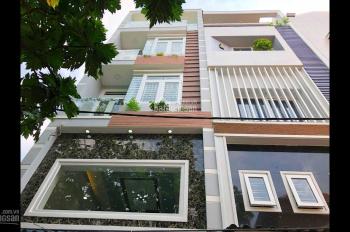 Bán nhà HXH Hoàng Hoa Thám cực đẹp, quận Bình Thạnh. Trệt lửng 3 lầu.