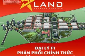 Chuyển nhượng lô đất tuyến 1, tuyến 2 mặt tiền độc nhất dự án ICC (Quán Mau), Lê Chân, Hải Phòng
