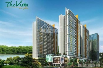Bán Penthouse Duplex The Vista An Phú Quận 2. Diện tích 472,2m2 view Sài Gòn, đã có sổ hồng