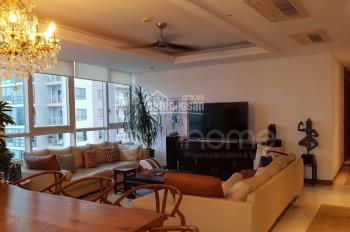 Cho thuê căn hộ 3 phòng ngủ, 201m2 Xi Riverview Palace giá 88 triệu, lầu cao, view sông cực đẹp