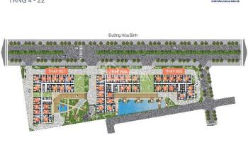 Bán căn hộ Richstar 53m2 - 91m2 từ 2PN+ 1WC, 2PN+ 2WC, 3PN + 2WC giá tốt LH Tường Vy 0906.793.211