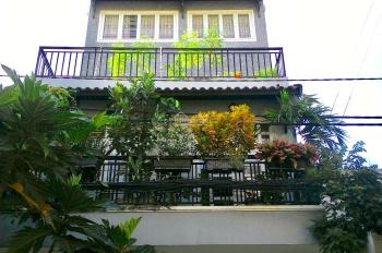 Bán nhà hẻm 80 đường Ba Vân - Trương Công Định, P. 14, Tân Bình, 4x20m, 3 lầu đẹp, giá 10 tỷ TL