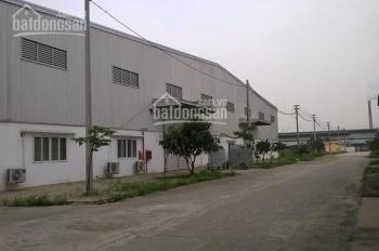 Cho thuê 1000m2, 1500m2, 2500m2 kho xưởng lô 3A cụm CN Hợp Thịnh - Vĩnh Phúc. công ty CP Trung Hà