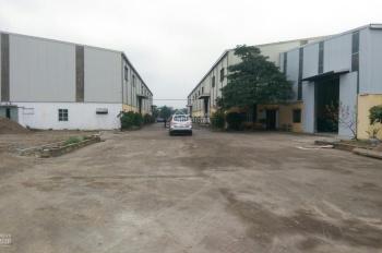 Cho thuê kho xưởng công ty Toàn Phạm, km15 QL2, thị xã Phúc Yên, Vĩnh Phúc 1000m2, 2000m2 và 3500m2