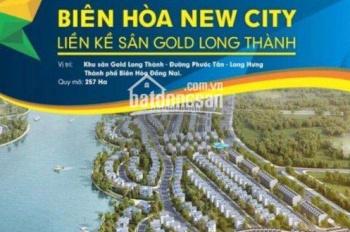 Đất nền sổ đỏ Biên Hòa Newcity giá chỉ từ 1,1 tỷ /100m2 - Liên hệ: 0938060499