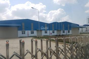 Cho thuê 1000m2, 1500m2, 2000m2, 6000m2 kho xưởng Lô 5A KCN Bình Xuyên - Vĩnh Phúc công ty Gia An