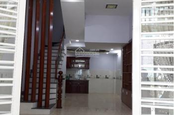 Nhà xây mới, đúc 1 trệt 2 lầu, sân thượng ngay bệnh viện Bình Tân, đường nhựa 6m