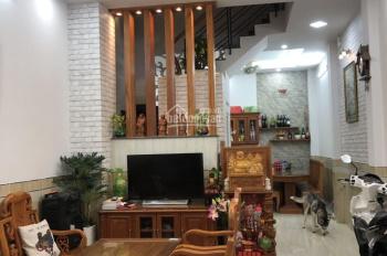 Bán nhà đường 8m Đồng Đen, P. 14, Tân Bình 4x12m, 3 lầu, nhà đẹp, tặng nội thất cao cấp, giá 8,8 tỷ