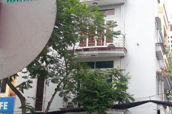 Bán nhà hẻm 5m CMT8, P. Bến Thành, Q.1 - DT: 4x12m XD: Trệt 3 lầu - giá: 16 tỷ - LH: 0903936178