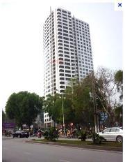 Chính chủ bán CC cao cấp Ngọc Khánh Plaza 164m2 số 1 Phạm Huy Thông (miễn trung gian)