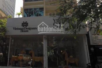 Cho thuê nhà mặt tiền 7 Nguyễn Thị Minh Khai, Quận 1