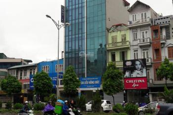 Bán nhà mặt phố Nguyễn Hoàng, mặt phố Đồng Bát, 84m2 x 4,5 tầng, giá 24 tỷ, đang cho thuê