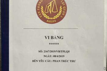 Bán nhà hẻm 113 Nguyễn Thị Thập DT 4x10m giá 980tr