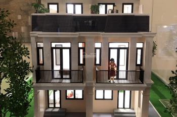 Bán nhà xây sẵn dành cho đối tượng thu nhập trung bình 1 trệt, 1 lầu, 1 sân thượng