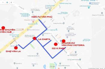 Cho thuê văn phòng tại khu đô thị Văn Phú, giá 5 tr/th, diện tích sàn 55m2, LH: 0989 606.838