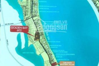 Chính chủ cần sang nhượng lại 1 số nền giá tốt Golden Bay Bãi Dài Cam Ranh. LH: 0978313503
