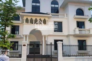 Chính chủ cho thuê biệt thự Làng Việt Kiều Châu Âu 150 m2 x3 tầng, giá 25triệu/tháng
