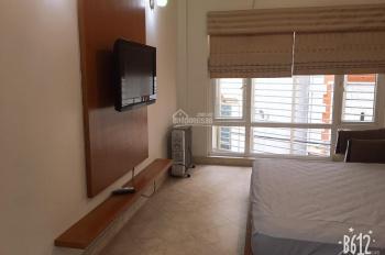 Cho thuê nhà tại Nguyễn Thái Học, DT: 40m2, 5tầng, MT: 5m, giá: 16tr/th. LH: 0339529298