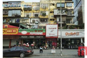7.Cho thuê nhà 2 tầng 80 x 2 tầng mặt tiền 7m phố Bà Triệu, Hai Bà Trưng, Hà Nội