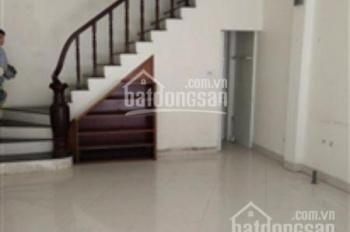 Cho thuê nhà riêng ngõ 167 Tây Sơn, diện tích 80m2 x 4 tầng, mặt tiền rộng, ngõ rộng ô tô đỗ cửa