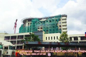 Đất mặt tiền bệnh viện Ung Bướu KD buôn bán sầm uất, đường 400 Hoàng Hữu Nam -P.Tân Phú-Q9-TP HCM