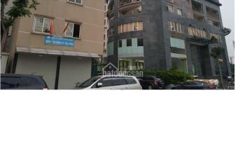 Cho thuê mặt bằng chân chung cư 113 cảnh sát 600m2 làm văn phòng, trường mầm non