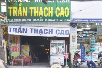 Bán nhà mặt phố Tân Chánh Hiệp sát Gò Vấp, ở đâu nhà mặt tiền đường xe tăng lớn giá quá rẻ