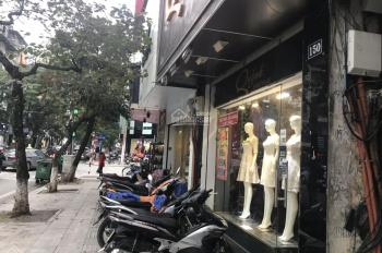 Cho thuê nhà mặt phố Phạm Hồng Thái, Ba Đình, diện tích 64m2 x 2tầng, mặt tiền 4,5m