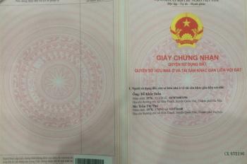 Cần bán đất làm nhà ở khu nghỉ dưỡng, trang trại nhà vườn sinh thái tại thôn Long Phú, Hòa Thạch