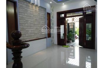 Cần bán nhà mặt tiền Tân Hương, P Tân Quý, Q Tân Phú. DT 4x20m