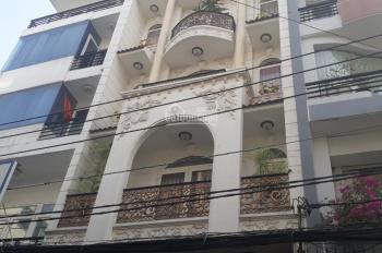 Bán nhà góc 2MT Ngô Quyền – Nhật Tảo, Quận 10,(3.9x16m), 4 tầng đẹp, giá 21 tỷ TL