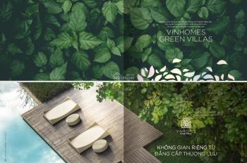 Vinhomes Green Villas - Khoảng không gian sống riêng tư cùng trải nghiệm chất lượng sống đỉnh cao