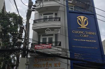 Về Đài Loan bán nhà 4 lầu mặt tiền đường Ngô Quyền, quận 5. Giá: 23 tỷ, cho thuê 69.9 tr/th