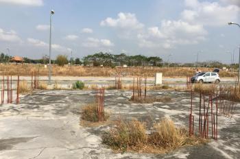Bán đất nền thành phố mới Nhơn Trạch, 5x20m, đã xây móng 1 trệt 2 lầu, có bản vẽ xây dựng, giá 1 tỉ