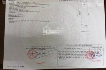 Chính chủ bán lô đất 2 mặt tiền FPT City Đà Nẵng đối diện Đại học FPT - LH: 0905 808 818