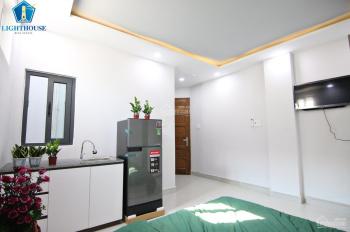 Căn hộ mini mới xây, view đẹp thoáng mát ở Tô Hiến Thành, Q10 gần nhà thi đấu Phú Thọ. 0966089433