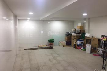 Cho thuê nhà nguyên căn có hầm Cityland 35tr/th, 4 tầng mới 100% LD, 0909611113