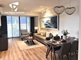 Bán căn hộ 3PN tầng 16 view thành phố dự án Northern Diamond. Free 2 năm DV, tặng 1 cây vàng, CK 5%
