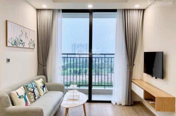 Cho thuê căn hộ chung cư Vinhomes Green Bay, 2PN, đủ đồ đẹp giá chỉ 13tr/th. LH: 0963083455