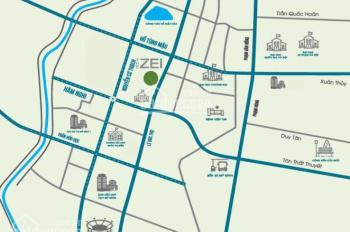 Dự án Mon City giai đoạn 2 mang tên The Zei (Mỹ Đình) chính thức bùng nổ. Trực tiếp CĐT 0904928166