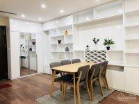 Cho thuê gấp căn hộ An Bình 2PN, 75m2 tầng 12, full nội thất giá 10 tr/th. LH 0983774661