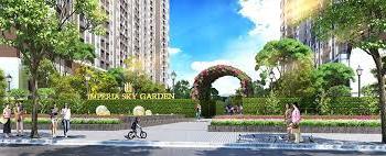 Bán nhanh siêu phẩm 90m2 2PN C1817 đẹp nhất Imperia Sky Garden ban công ĐN. Liên hệ: 0964139730
