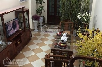 Bán nhà mặt ngõ 117 Trần Cung, Cổ Nhuế, Bắc Từ Liêm. DT 48m2 x 4 tầng, siêu đẹp, giá 3,2 tỷ